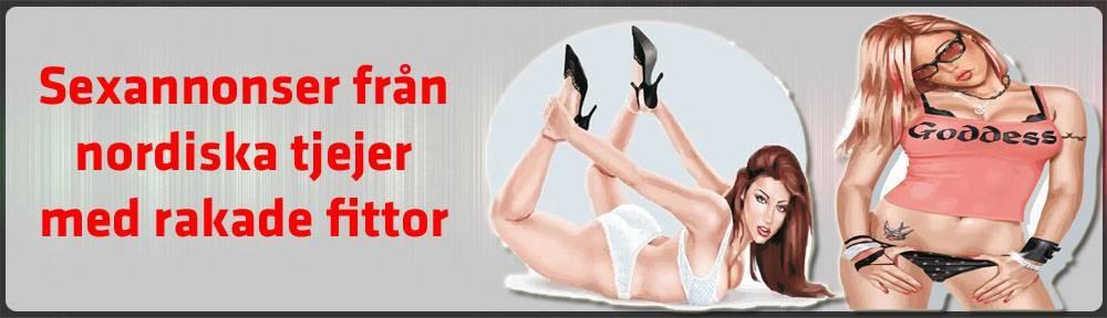 Fittor24.se – Snuskiga kontaktannonser från tjejer med rakade fittor
